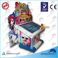 """42""""LCD newest touch king redemption game machine"""