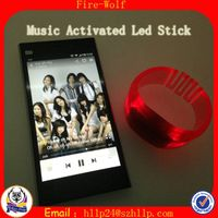 Music Control Led Flashing Bracelet  The Led Bracelet