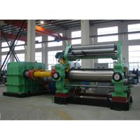 Rubber mixing mill with automatic blender thumbnail image