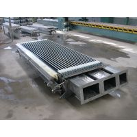 Vacuum suction box for paper making machine