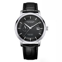 Luxury Automatic Mechanical Men Watch Stainless Steel Business Wristwatches Clock Relogio Masculino thumbnail image