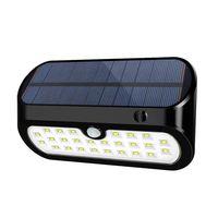 New Products Pir Sensor Outdoor 26 Led Solar Wall Garden Light for Deck Garage thumbnail image
