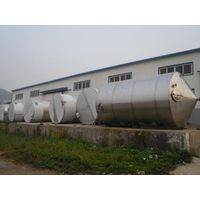 Stainless steel reaction tank heated China