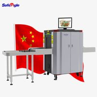 2018 Safeagle New Product X-ray Screening Machine with Explosive and Drug Detection Tools