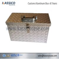 Aluminum Tool Box for Picking Up Trailer and UTE