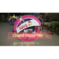 HOT Selling China New Amusement products playground entertainment equipment happy leswing le bar car