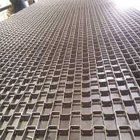 Flat Wire Mesh Conveyor Belt for Boating/Heating/Packing/Food Processing/Industries Transmission thumbnail image