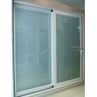 Insulated Glass with Electric Blinds(Top Down)