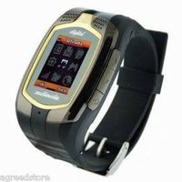 W860     Latest watch mobile phone-Dual SIM Card dual standby thumbnail image