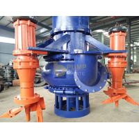 Wide range of performance Submersible Slurry Pump thumbnail image