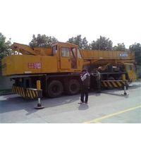 used truck crane Kato NK400E-3