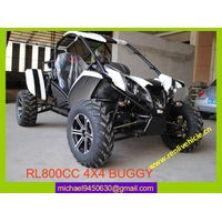 RL 800CC 4X4 manual cluth 4X4 beach buggy sand kart atv utv quad scooter petrol gasoline karting