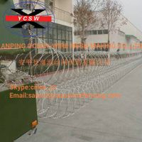Mobile Security Barrier