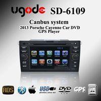Car DVD player for Porshe Cayenne2006-2009(SD-6109)