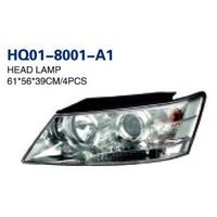 HYUNDAI SONATA 2009 Headlight Head Lamp 92102-3K520 92101-3K520