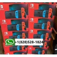 Brand New Nintendo Switch 32GB Console Neon-Red%2FNeon-Blue-Joy-Con