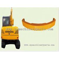 100% China Factory Cheap Price Customized Cast Iron Excavator Counter Weight Balance