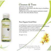 BK-002 Pure Organic Facial Elixir