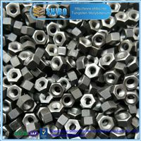 Factory Supply Molybdenum Nut with high purity 99.95%