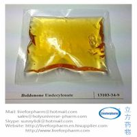 Boldenone Undecylenate Equipoise synthetic injected anabolic-androgenic steroid CAS 13103-34-9