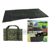 5W-300W Outdoor Travel Folding Mono Portable Solar Panel Fabric Charger