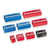 Dip switch,Code switch