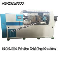 320KN Open Clamp Friction Welding Machine
