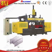CNC H Beam drilling machine for steel structures
