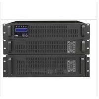 Rack Online UPS 2000va 1600W, DC48/DC72, LCD, Long Run Machine Without Battery, Tower, W/RS232
