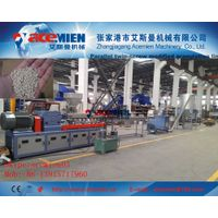 Parallel twin screw modified granulation line