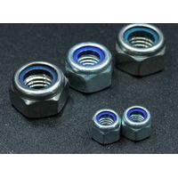 Lock nut Nylon lock nut Nylon insert lock nut