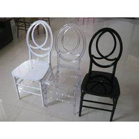 Transparent Crystal Color Resin Perspex Infiniti Phoenix Diorist Chair thumbnail image