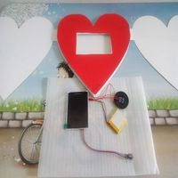 2.8 inch lcd vedio greeting cards/advertising promotion brochure/wedding invitation card