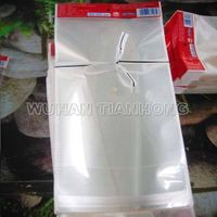 clear plastic bags