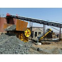 Capacity 50`80 tph Stone Crushing Production Line