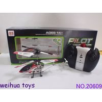 3 CH mini RC helicopter 20609 thumbnail image