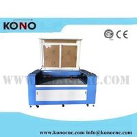 Double head CO2 Laser engraving and cutting machine thumbnail image