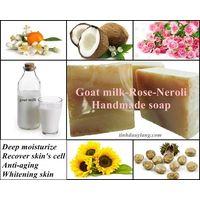 Goat Milk - Rose - Neroli Handmade Soap
