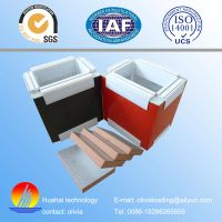 HVAC composite Phenolic duct panel with colored steel