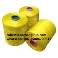 high tenacity 1000d pp twisted yarn 60tpm twisted yarn