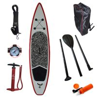 Wholesale Race SUP Board Inflatable Stand UP Paddle