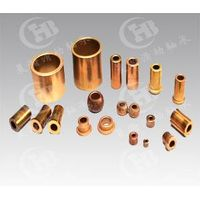 CHB-FU1 Oilless Sintered Bronze bushing Self-lubricating