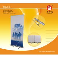 Telescope  roll  up  stand
