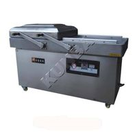 DZ-600/2SB double chamber food vacuum packing machine