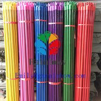wholesale distribute selling price broom head handle wooden mop stick thumbnail image