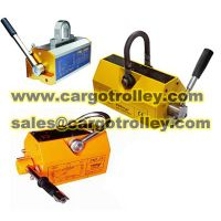 permanent magnetic lifter worked as powerful magnetic lifter thumbnail image