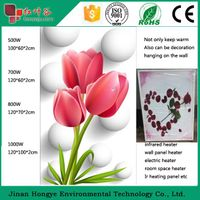 2015 Hot Price Far Infrared Carbon Crystal Heating Panel
