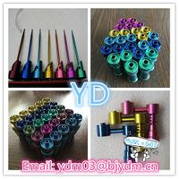 highly educated Various domeless GR2 colorful titanium nails thumbnail image