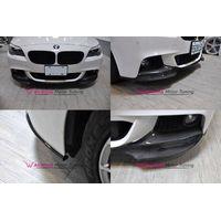 F10 / F11 -[M-TECH bumper]- VORSTEINER style Carbon Front Lip Spoiler