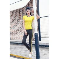 hot yoga leggings for girl workout clothes women custom sport suit
